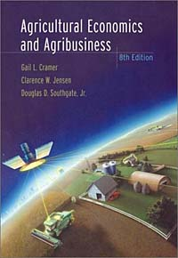 Agricultural Economics and Agribusiness jerald pinto e economics for investment decision makers workbook micro macro and international economics