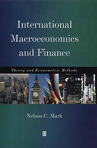 International Macroeconomics and Finance: Theory and Econometric Methods international macroeconomics and finance theory and econometric methods