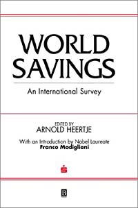 World Savings: An International Survey