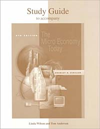 Study Guide to Accompany the Micro Economy Today