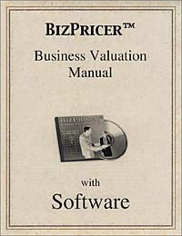 BizPricer Business Valuation Manual w/Software danielle stein fairhurst using excel for business analysis