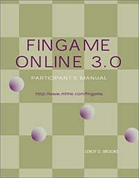 FinGame Online 3.0, Participants Manual