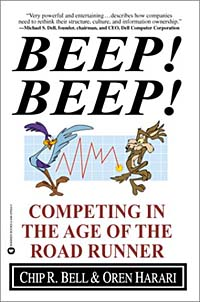 Beep! Beep! : Competing in the Age of the Road Runner beep beep go to sleep