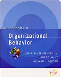 Core Concepts of Organizational Behavior business fundamentals