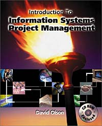 Introduction to Information Systems Project Management with CD-Rom Mandatory Package management information systems