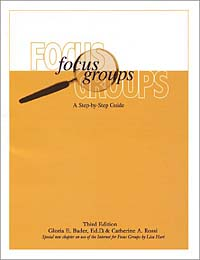 Focus Groups: A Step-By-Step Guide (3rd Edition) stewart a kodansha s hiragana workbook a step by step approach to basic japanese writing