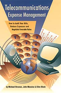 Telecommunication Expense Management a decision support tool for library book inventory management