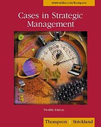 Cases in Strategic Management with PowerWeb and Concept/Case TUTOR Cards keyzi купальник