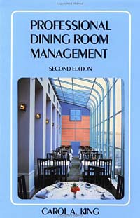 Professional Dining Room Management, 2nd Edition robert moeller r executive s guide to it governance improving systems processes with service management cobit and itil
