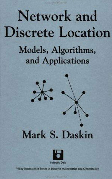 Network and Discrete Location: Models, Algorithms, and Applications krystel castillo villar supply chain network design including the cost of quality