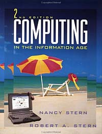 Computing in the Information Age, 2nd Edition knowing in our bones