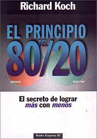Principio del 80/20, El el blog del inquisidor