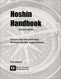 Hoshin Handbook, Second Edition hoshin handbook second edition