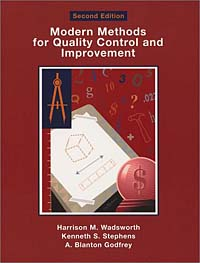 Modern Methods For Quality Control and Improvement, 2nd Edition