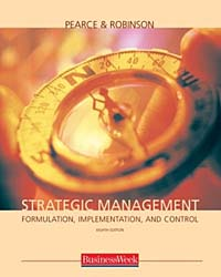 Strategic Management with PowerWeb and Business Week Card strategic management of research