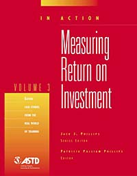 In Action: Measuring Return on Investment, Volume 3 b p r d hell on earth volume 6 the return of the master