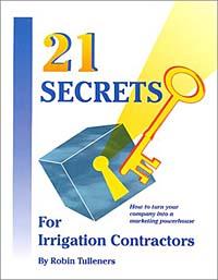 21 Secrets For Irrigation Contractors