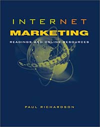 Internet Marketing: Readings and Online Resources who controls the internet illusions of a borderless world