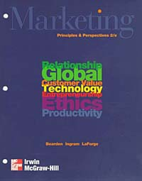 Marketing: Principles and Perspectives Loose Leaf principles of communications
