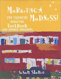 Marketing Madness! The Essential Marketing ToolBook for Summer Programs велосипед stels navigator 610 v 19 5 2016 black grey green
