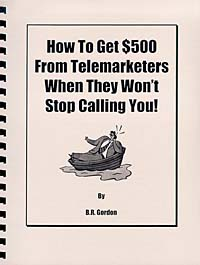 How To Get $500 From Telemarketers When They Won't Stop Calling You! when you re strange songs from the motion picture