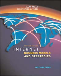 Internet Business Models and Strategies: Text and Cases cases materials and text on consumer law