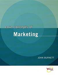 Core Concepts of Marketing core concepts