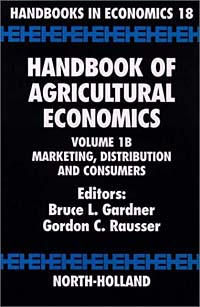 Handbook of Agricultural Economics: Marketing, Distribution, and Consumers agricultural commodity futures in india