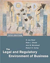 The Legal and Regulatory Environment of Business w/ PowerWeb morris a nunes basic legal forms for business