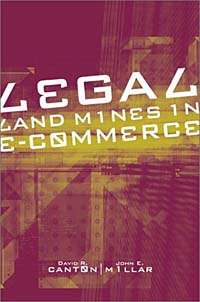 Legal Landmines in E-Commerce e commerce a new business tool