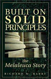 Built on Solid Principles: the Melaleuca Story the economic principles of confucius and his sch