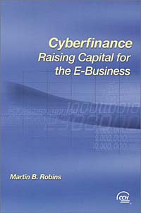 Cyberfinance: Raising Capital for E-Business driven to distraction