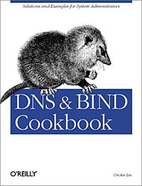 DNS & BIND Cookbook author name tbc the fasting day cookbook