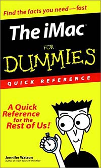 The iMac for Dummies Quick Reference after you