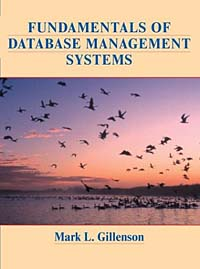 Fundamentals of Database Management Systems mark l gillenson fundamentals of database management systems
