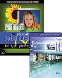 Photoshop Elements for Photographers Bundle (Book and DVD) ada instruments 3d liner 3v