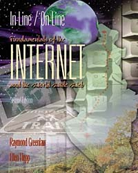 Inline/Online:  Fundamentals of The Internet & The World Wide Web avinash kaushik web analytics 2 0 the art of online accountability and science of customer centricity