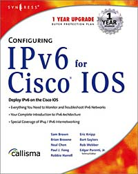 Configuring IPv6 for Cisco IOS cisco