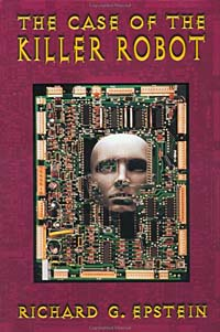 The Case of the Killer Robot : Stories about the Professional, Ethical, and Societal Dimensions of Computing standards supporting autonomic computing cim