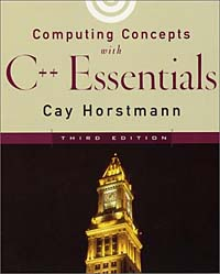 Computing Concepts with C++ Essentials, 3rd Edition the salmon who dared to leap higher