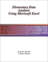Elementary Data Analysis Using Microsoft Excel clustering information entities based on statistical methods