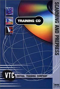 VTC Training CD: Scanning and Prepress autocad 2004 for architects vtc training cd