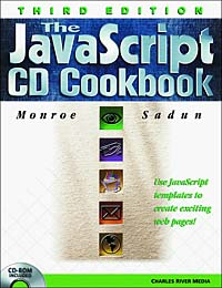 The JavaScript CD Cookbook, Third Edition hi fi стойка solid tech radius solo 4 black walnut