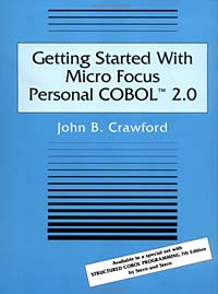 Getting Started With Micro Focus Personal COBOL 2.0 getting started with cadkey