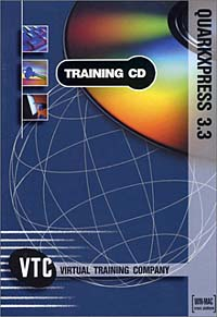 Quarkxpress 3.3 VTC Training CD (+ CD-ROM) autocad 2004 for architects vtc training cd