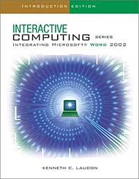 The Interactive Computing Series: Word 2002- Introductory the interactive computing series outlook 2002 brief