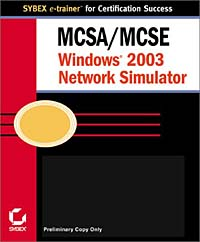 MCSA/MCSE: Windows 2003 Network Simulator philips xenium e570