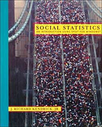 Social Statistics: An Introduction to Using SPSS