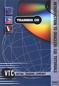 Introduction To Oracle 9i: SQL Tutorials VTC Training CD autocad 2004 for architects vtc training cd