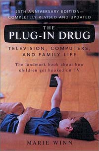 The Plug-In Drug: Television, Computers and Family Life скобы novus 23 24 super 1000шт 042 0644